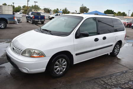 2003 Ford Windstar LX for Sale  - 19010  - Dynamite Auto Sales