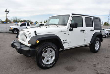 2008 Jeep Wrangler Unlimited X for Sale  - W21904  - Dynamite Auto Sales