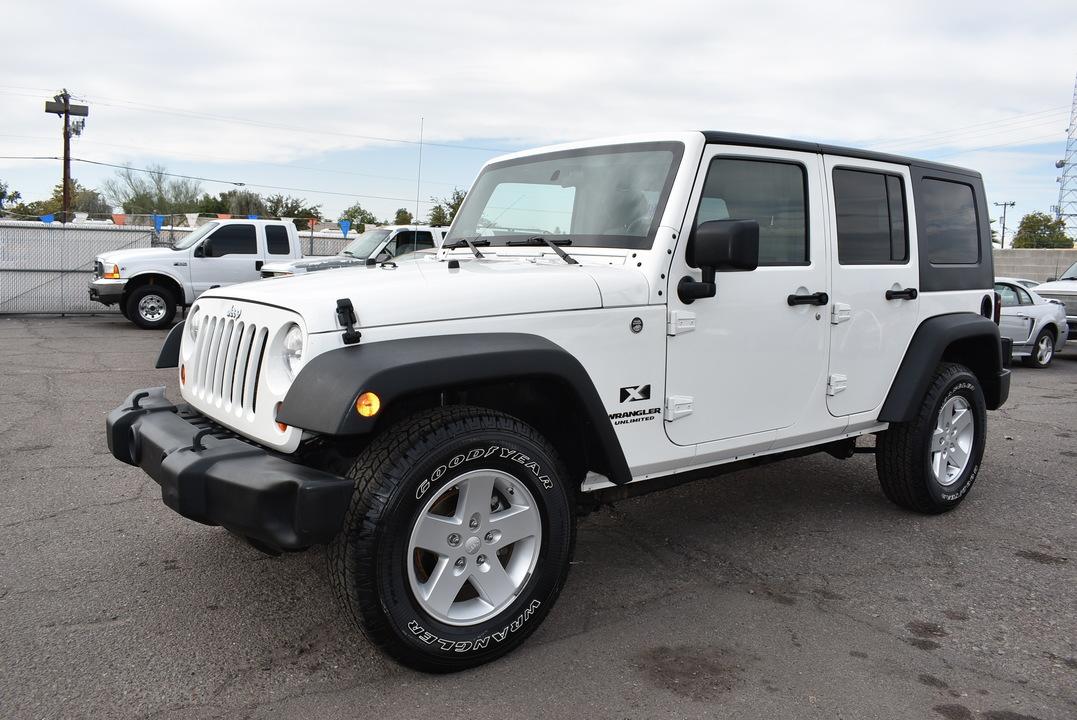 2008 Jeep Wrangler  - Dynamite Auto Sales