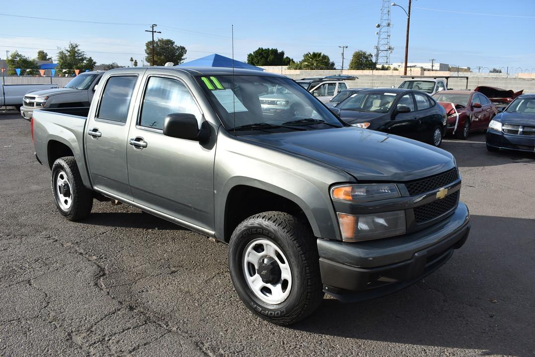 2011 Chevrolet Colorado  - Dynamite Auto Sales