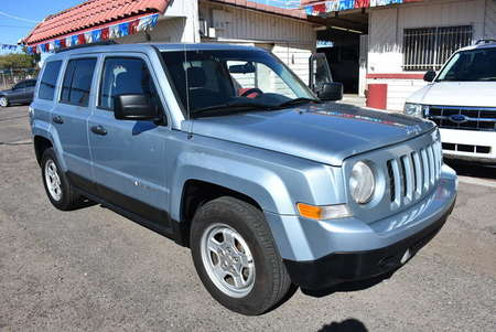 2013 Jeep Patriot Sport for Sale  - 20035  - Dynamite Auto Sales