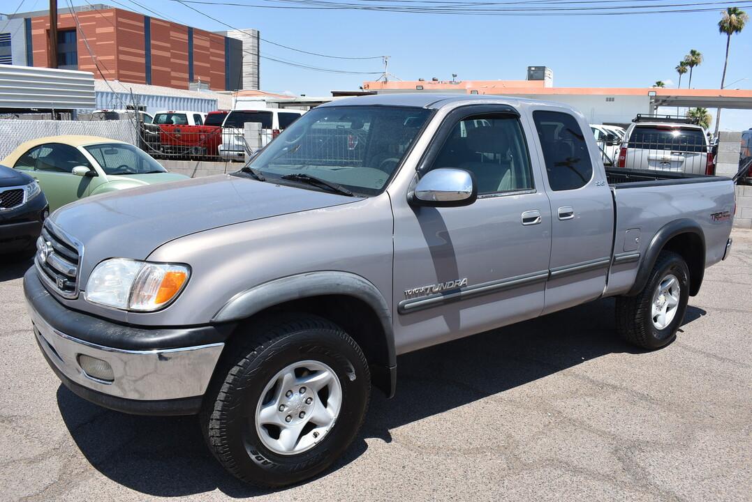 2001 Toyota Tundra SR5  - 21170  - Dynamite Auto Sales