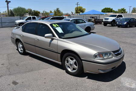 2001 Chevrolet Impala LS for Sale  - 19176  - Dynamite Auto Sales