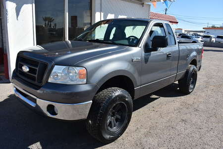 2007 Ford F-150 STX for Sale  - W19027  - Dynamite Auto Sales