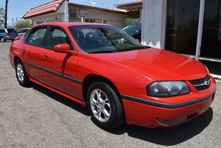 2002 Chevrolet Impala LS for Sale  - 20206  - Dynamite Auto Sales