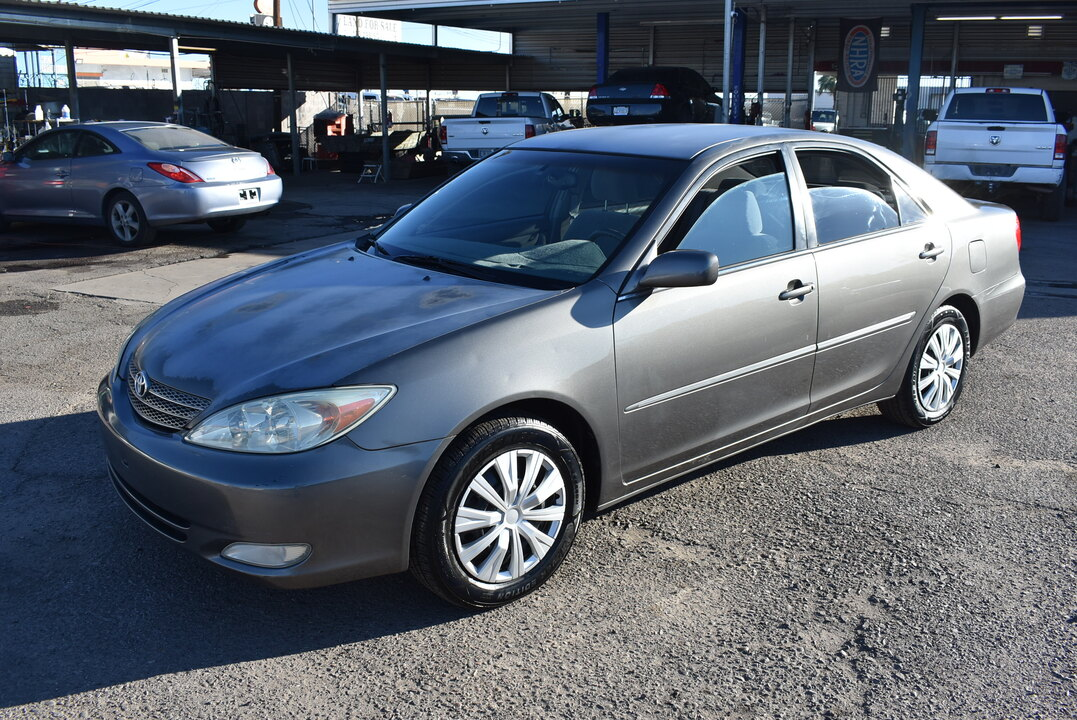 2004 Toyota Camry LE  - 20372  - Dynamite Auto Sales