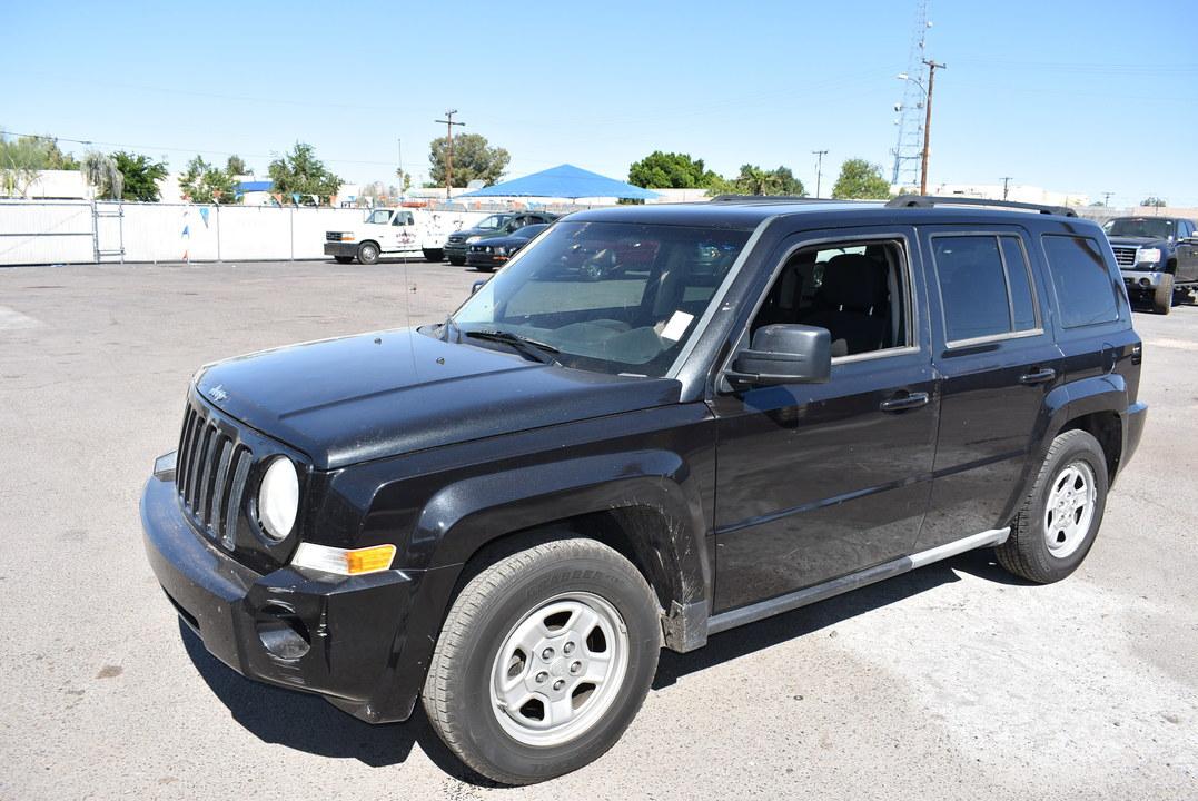 2010 Jeep Patriot  - Dynamite Auto Sales