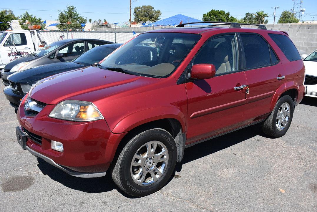 2005 Acura MDX  - Dynamite Auto Sales