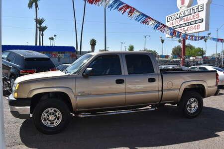 2004 Chevrolet Silverado 2500HD LS for Sale  - W21945  - Dynamite Auto Sales