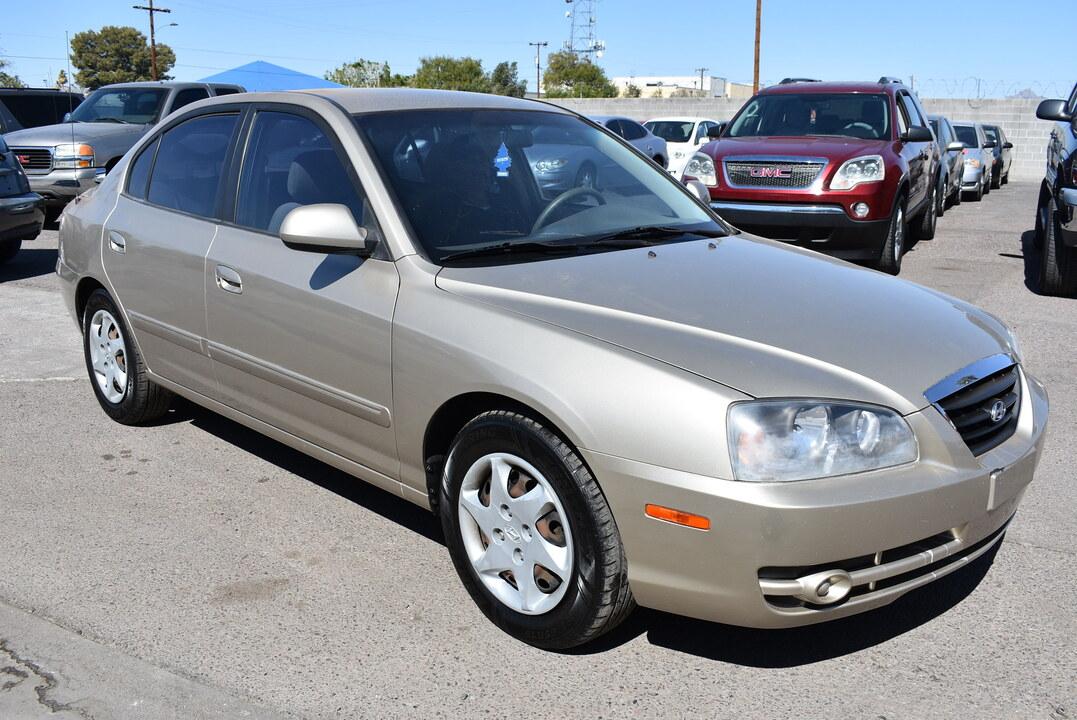 2005 Hyundai Elantra GLS  - 21044A  - Dynamite Auto Sales