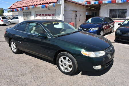 1999 Toyota Camry Solara SE for Sale  - 19239  - Dynamite Auto Sales