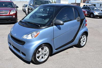 2012 Smart ForTwo Pass