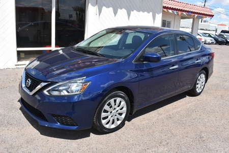 2016 Nissan Sentra S for Sale  - W19032  - Dynamite Auto Sales