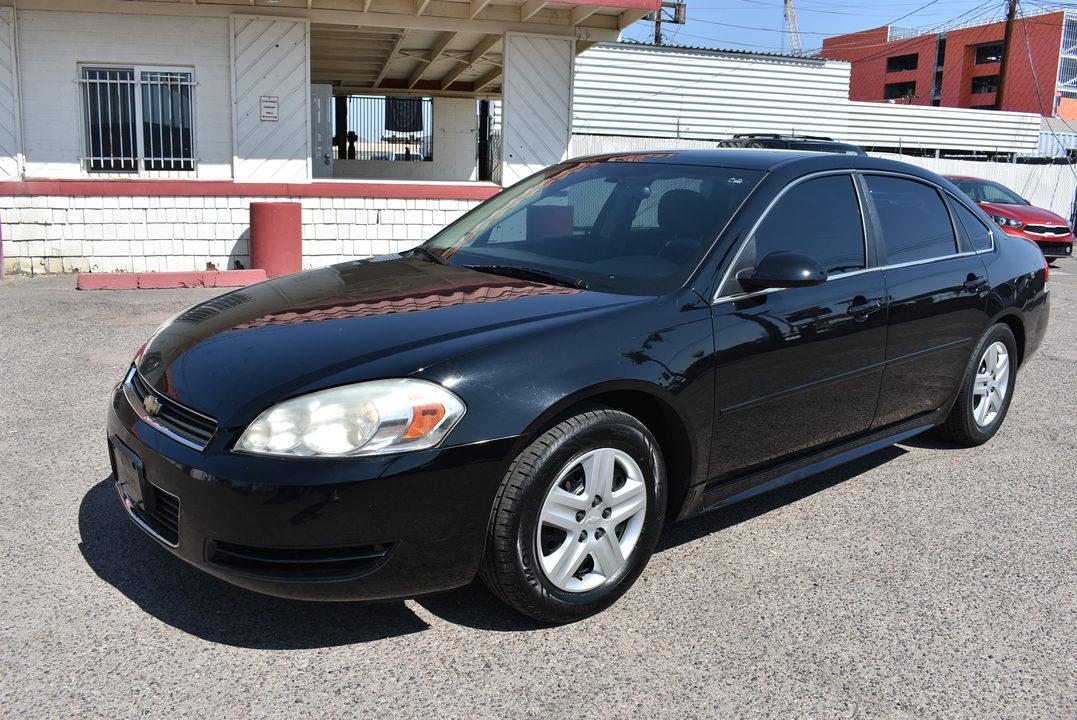 2011 Chevrolet Impala LS Fleet  - 20257  - Dynamite Auto Sales