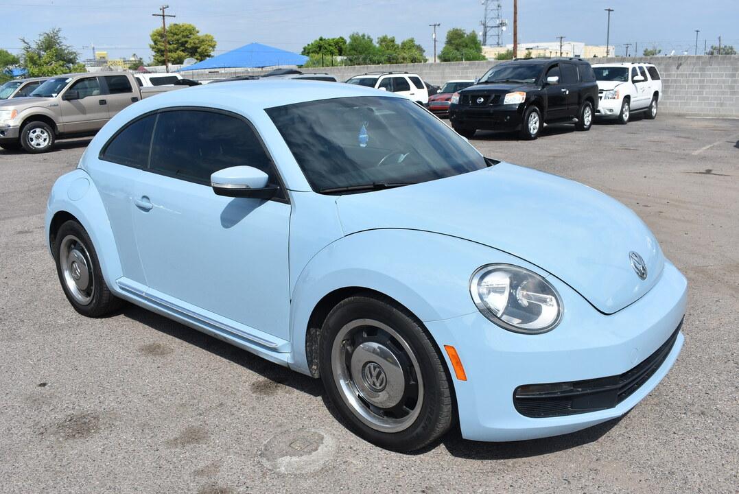 2012 Volkswagen Beetle 2.5L PZEV  - 21238  - Dynamite Auto Sales