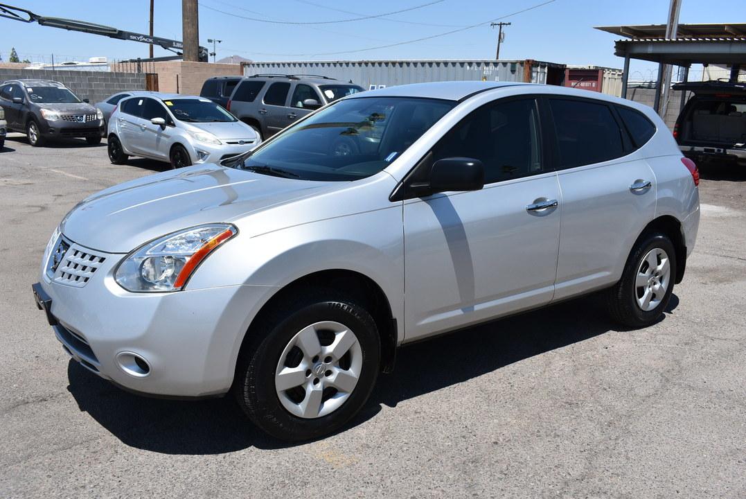 2010 Nissan Rogue  - Dynamite Auto Sales
