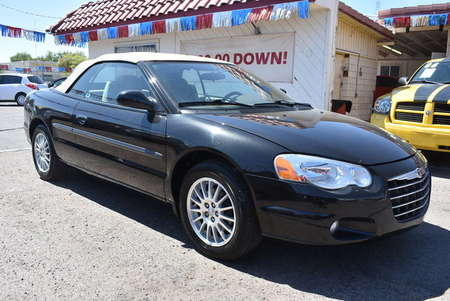 2004 Chrysler Sebring LXi for Sale  - 19149  - Dynamite Auto Sales