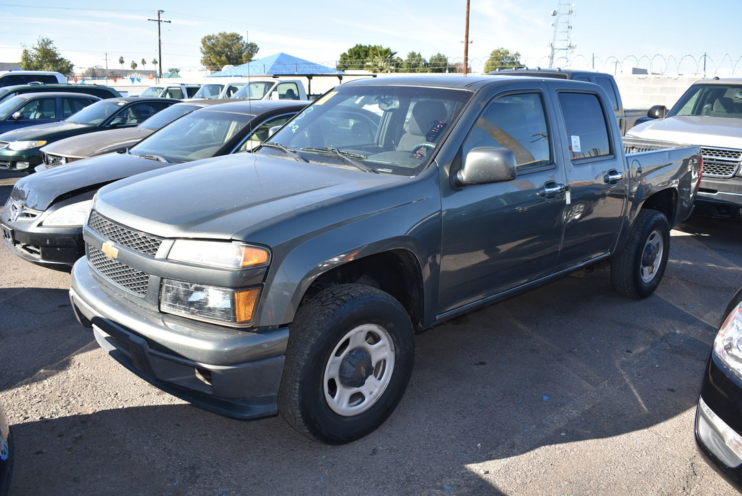 2011 Chevrolet Colorado LT w