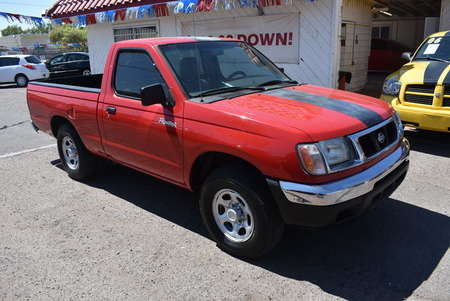 2000 Nissan Frontier XE for Sale  - 19153  - Dynamite Auto Sales