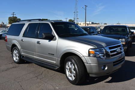 2008 Ford Expedition EL XLT for Sale  - 18273  - Dynamite Auto Sales