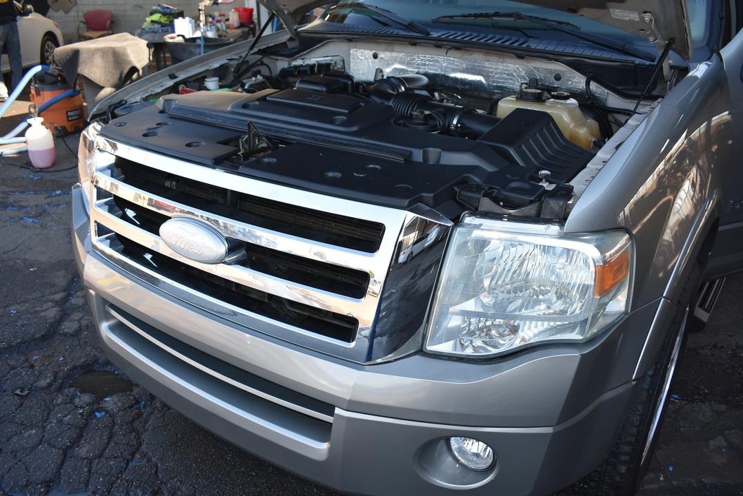 2008 Ford Expedition EL  - Dynamite Auto Sales
