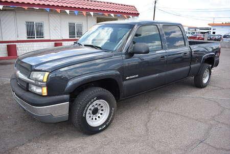 2005 Chevrolet Silverado 1500HD LS for Sale  - W18038  - Dynamite Auto Sales