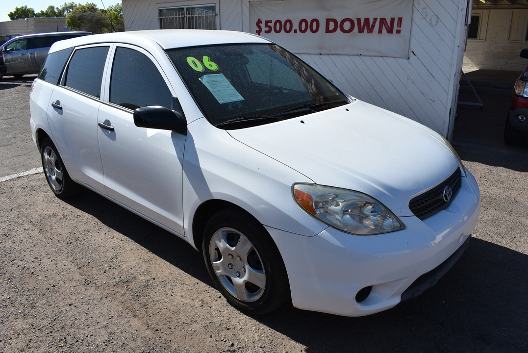 2006 Toyota Matrix STD  - 20040  - Dynamite Auto Sales