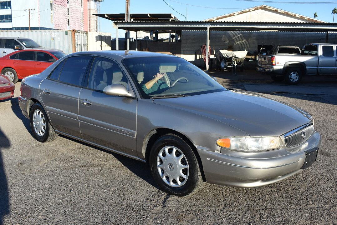 2002 Buick Century Custom  - 20336  - Dynamite Auto Sales