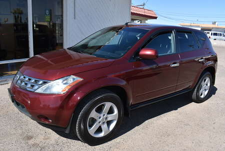 2005 Nissan Murano S for Sale  - 20159  - Dynamite Auto Sales