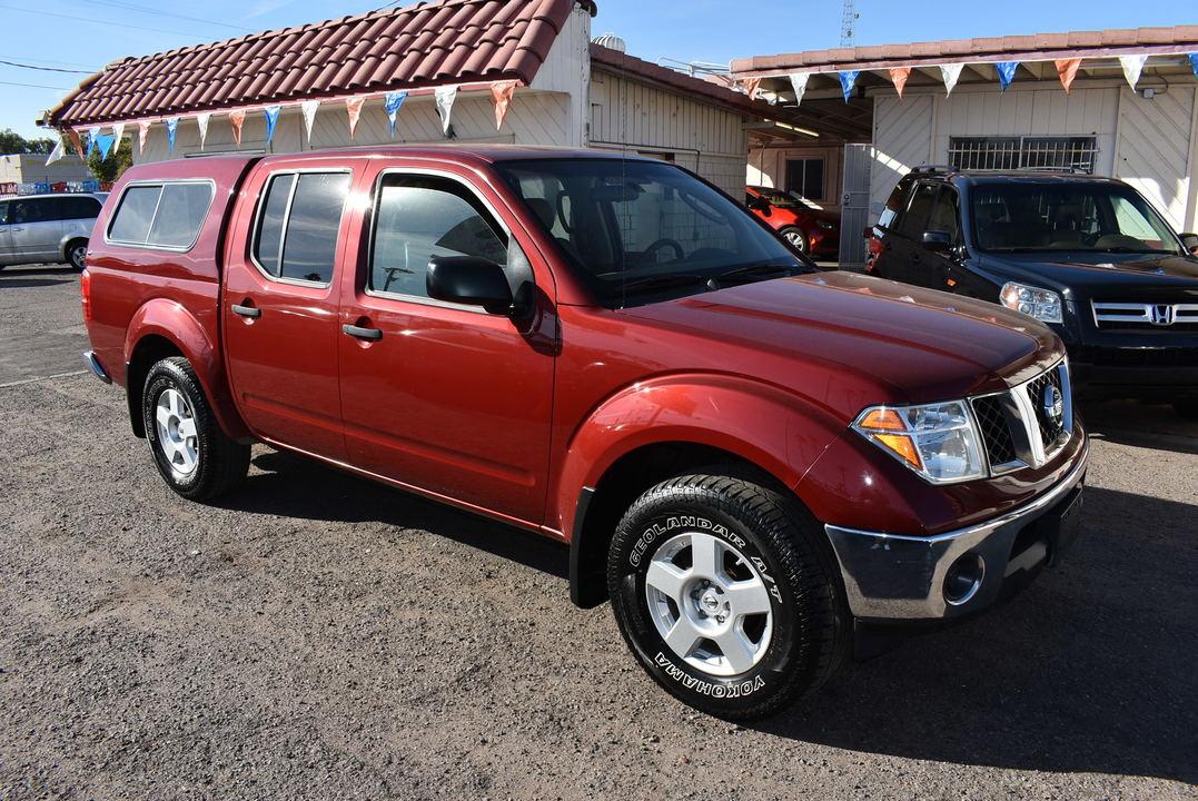 2006 Nissan Frontier  - Dynamite Auto Sales