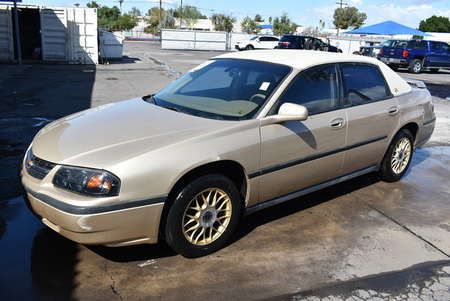 2000 Chevrolet Impala  for Sale  - 19032  - Dynamite Auto Sales