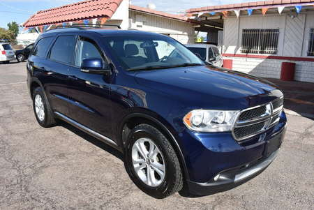 2012 Dodge Durango Crew for Sale  - W19026  - Dynamite Auto Sales