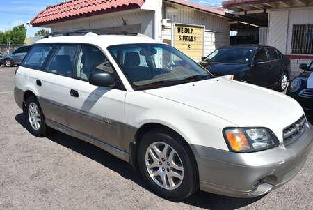 2002 Subaru Legacy Outback w/All Weather Pkg for Sale  - 21200  - Dynamite Auto Sales