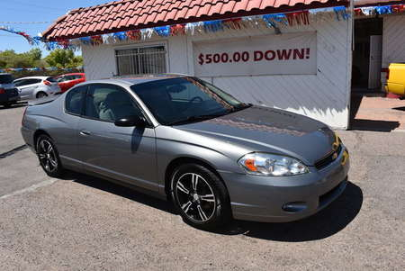 2006 Chevrolet Monte Carlo LT 3.9L for Sale  - 19187  - Dynamite Auto Sales