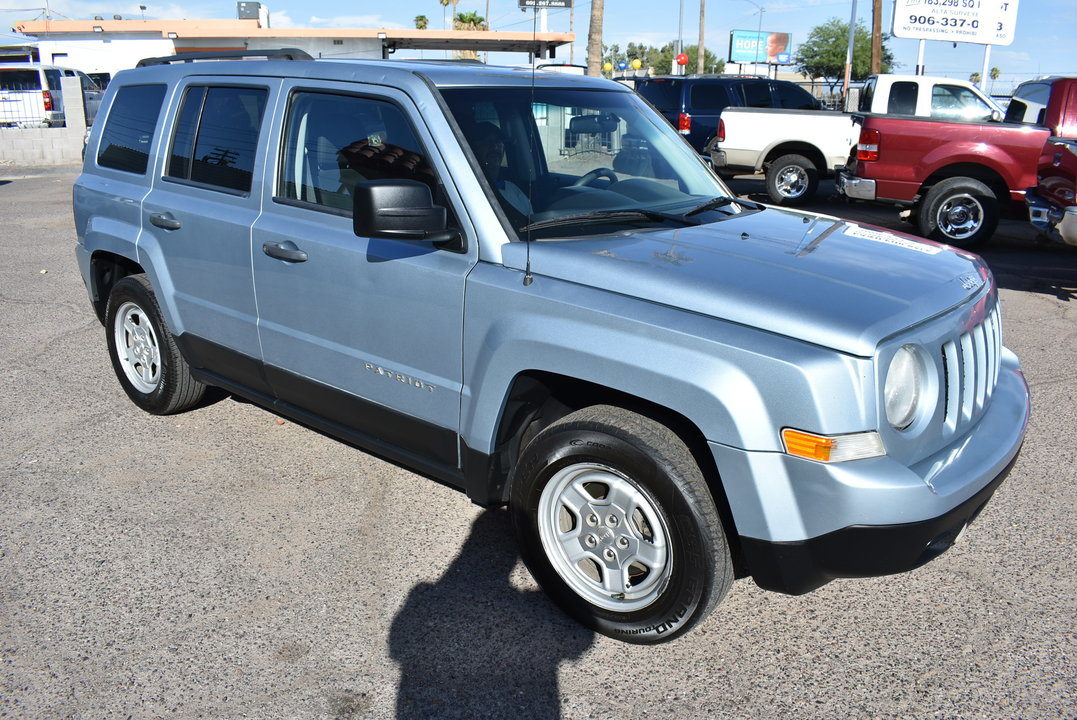 2013 Jeep Patriot Sport  - 20189  - Dynamite Auto Sales