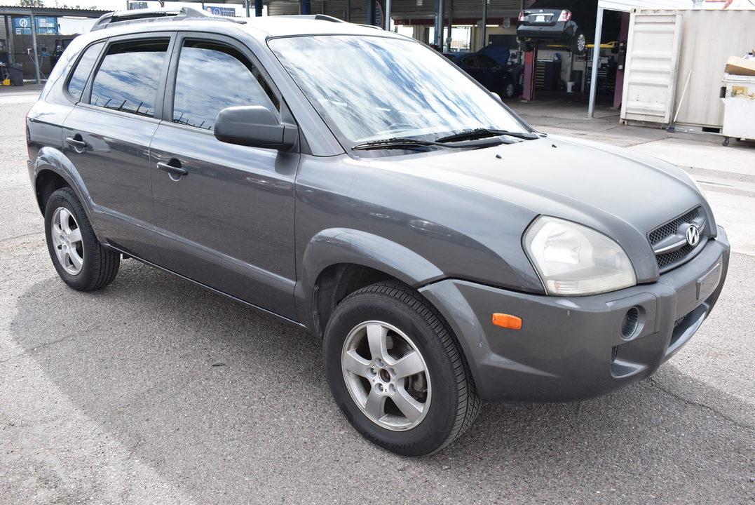 2008 Hyundai Tucson GLS  - 20093  - Dynamite Auto Sales
