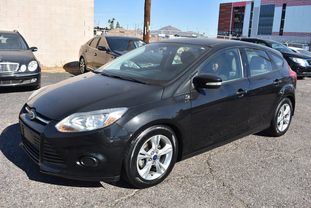 2014 Ford Focus  - Dynamite Auto Sales