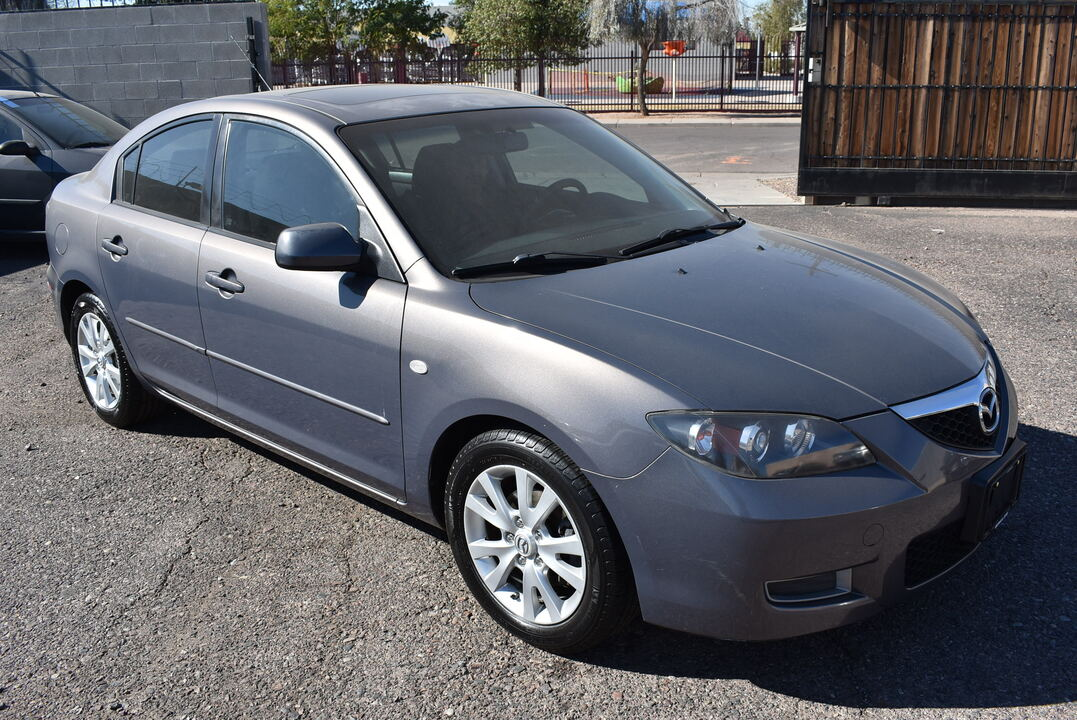 2007 Mazda Mazda3 i Touring  - 20359  - Dynamite Auto Sales