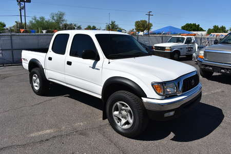 2001 Toyota Tacoma  for Sale  - 18265  - Dynamite Auto Sales