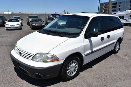 2001 Ford Windstar LX for Sale  - 20204  - Dynamite Auto Sales