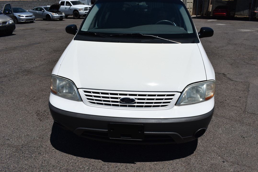 2001 Ford Windstar  - Dynamite Auto Sales