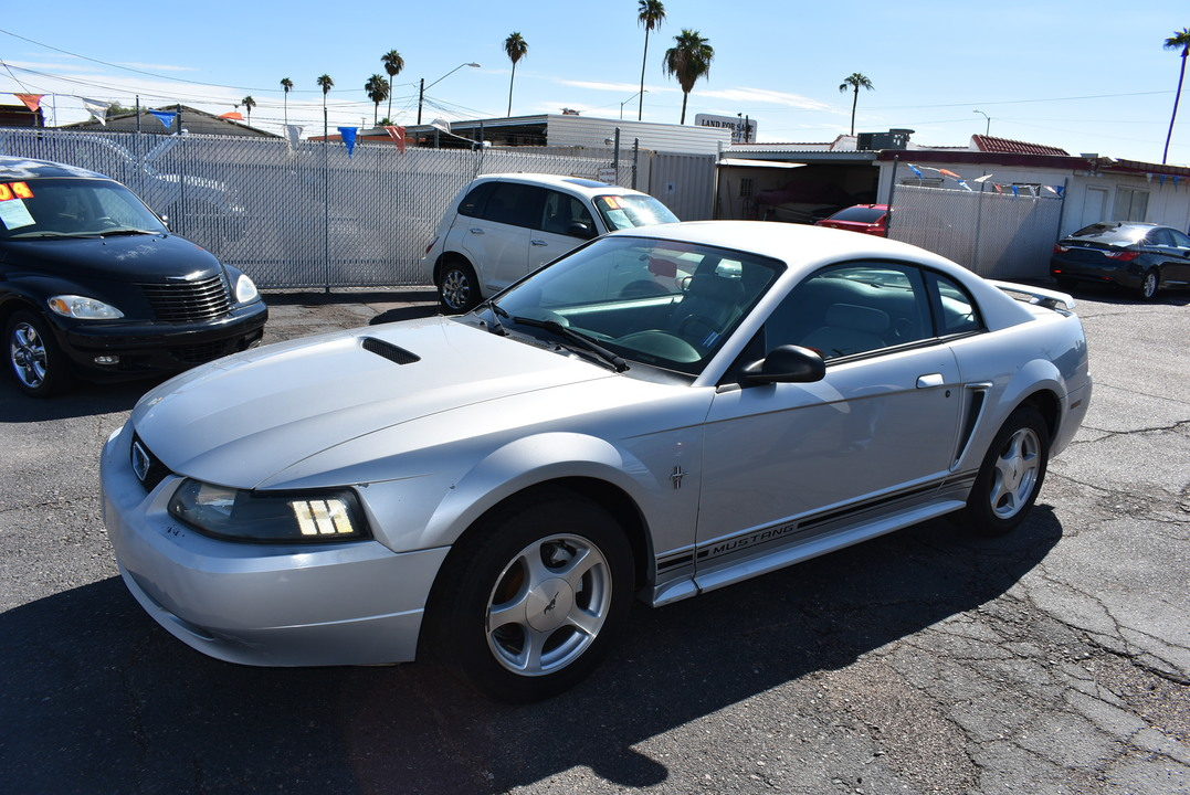 2001 Ford Mustang  - Dynamite Auto Sales