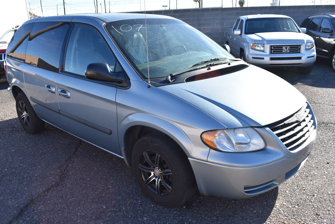 2005 Chrysler Town & Country  - 21022  - Dynamite Auto Sales