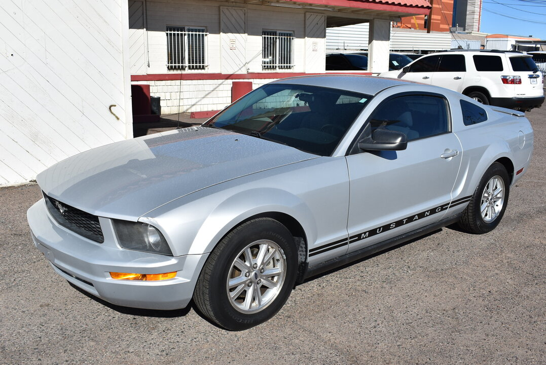 2007 Ford Mustang  - Dynamite Auto Sales