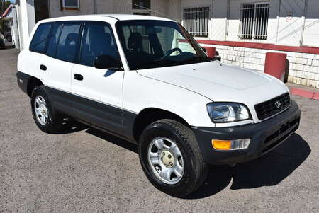 1999 Toyota RAV-4 RAV4 for Sale  - 21043  - Dynamite Auto Sales