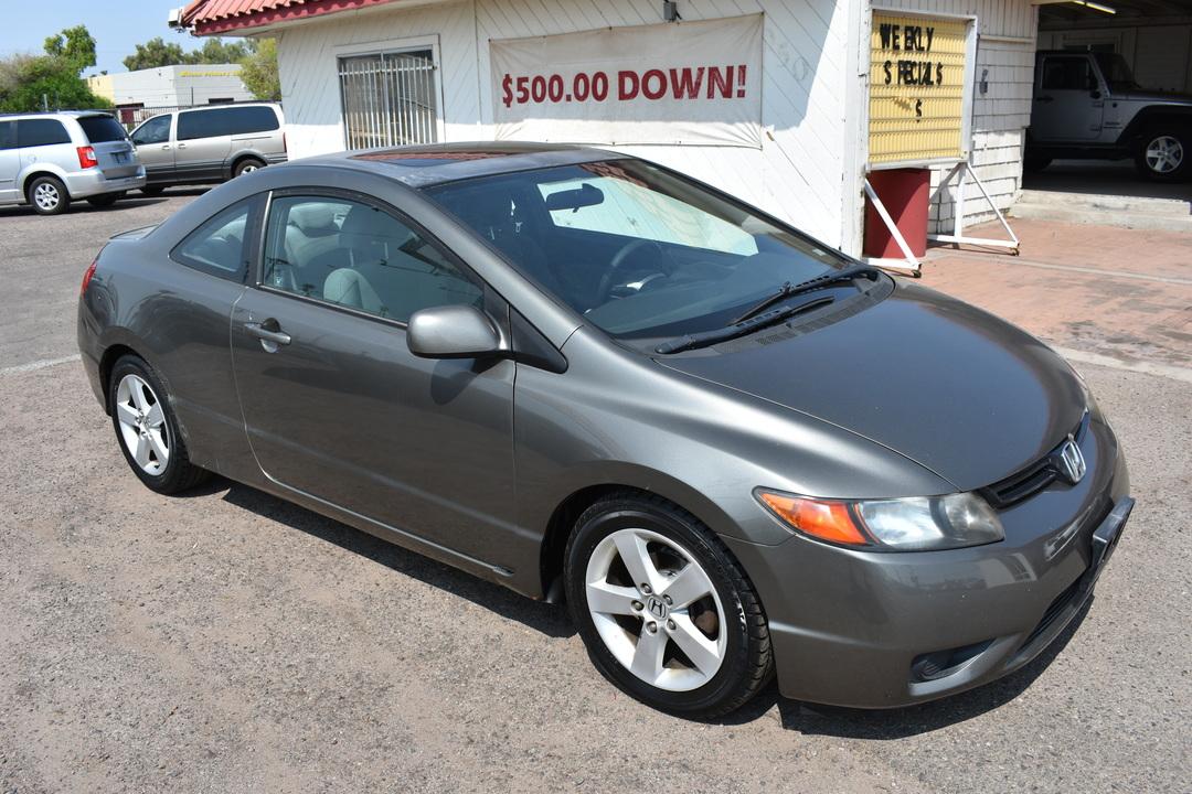 2006 Honda Civic EX  - 20244  - Dynamite Auto Sales