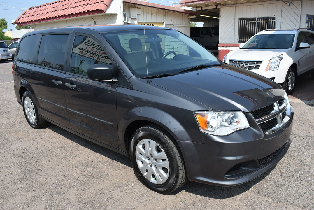 2016 Dodge Grand Caravan American Value Pkg  - 20253  - Dynamite Auto Sales