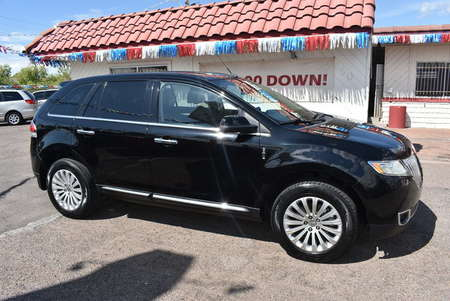 2012 Lincoln MKX  for Sale  - W19088  - Dynamite Auto Sales
