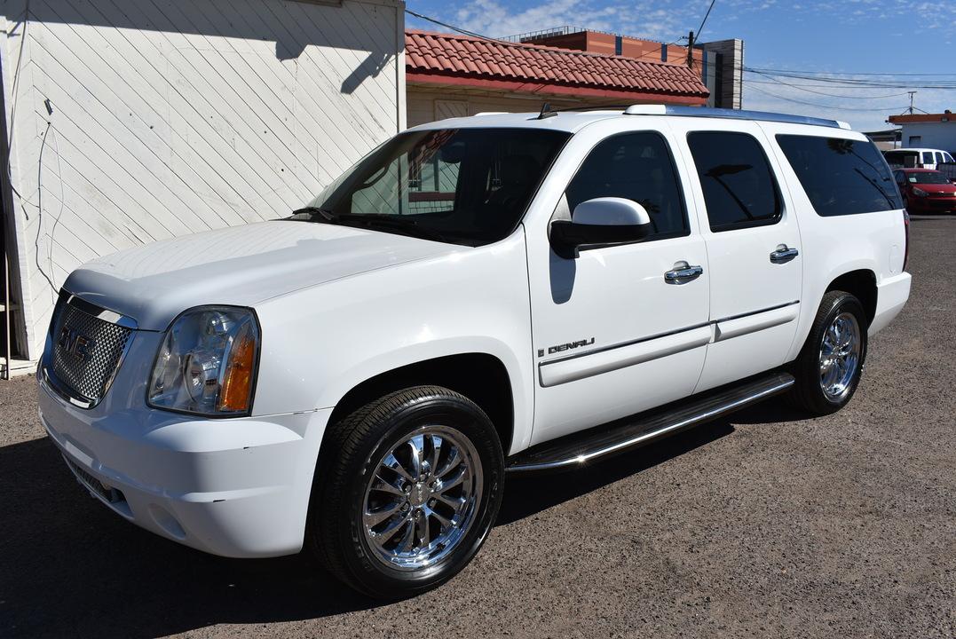 2007 GMC Yukon XL Denali  - W21018  - Dynamite Auto Sales