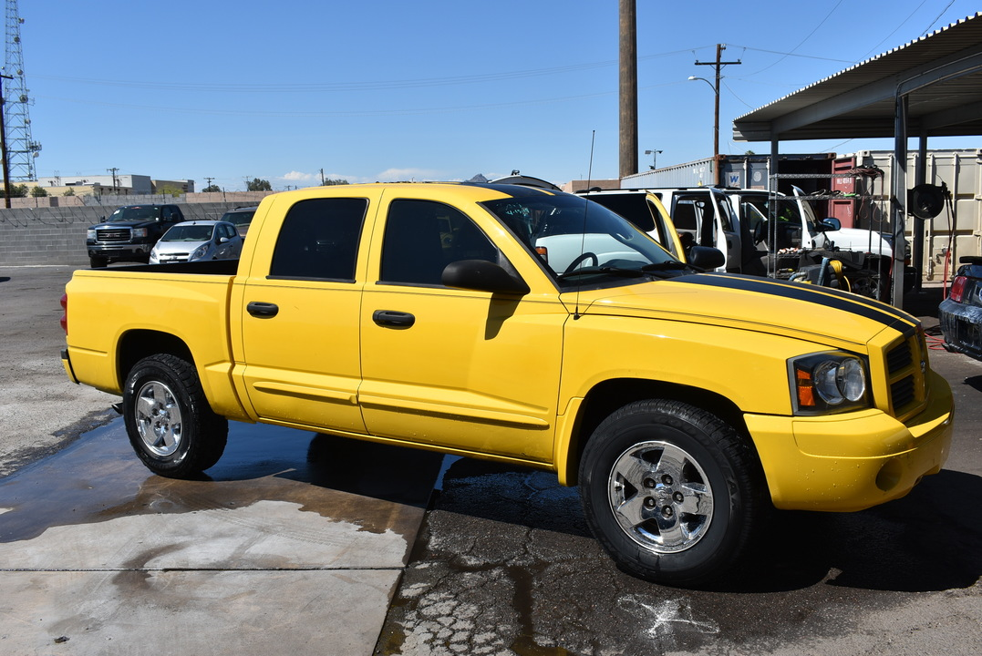2006 Dodge Dakota SLT  - W19041  - Dynamite Auto Sales